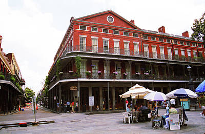Photograph - New Orleans 5 by Frank Romeo
