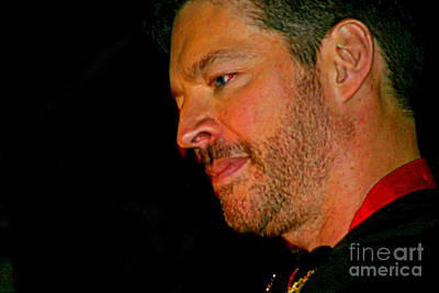 Photograph - New Orleans Actor Harry Connick Jr by Michael Hoard