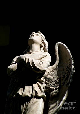 Photograph - New Orleans Angelic Light Of God Shine Upon Thee by Michael Hoard