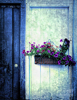 Photograph - New Orleans Doorway by Kathleen K Parker