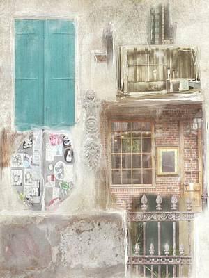 Digital Art - New Orleans Fragments by Eduardo Tavares