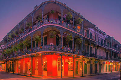 New Orleans House Wall Art - Photograph - New Orleans, French Quarter by Art Spectrum