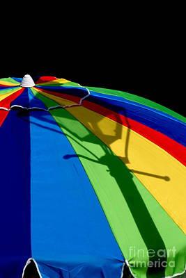 Photograph - New Orleans Gaslight Rainbow by Michael Hoard