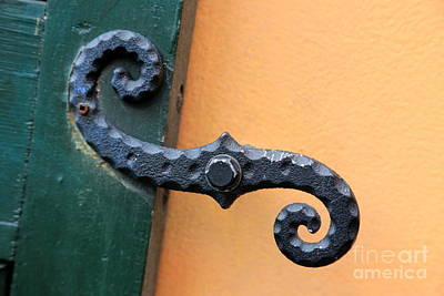 Photograph - New Orleans Hardware by Carol Groenen