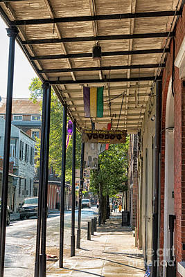 Photograph - New Orleans Historic Voodoo Museum by Patricia Hofmeester