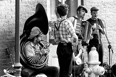 Photograph - New Orleans Jazz by John Rizzuto