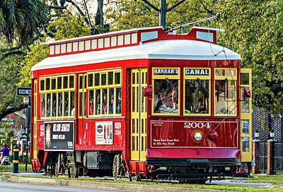 New Orleans Journey Print by Steve Harrington