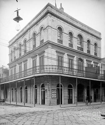 Photograph - New Orleans, Lalaurie House.  by Granger