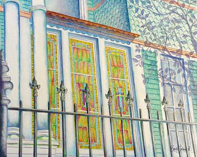Painting - New Orleans Light by Barb Toland