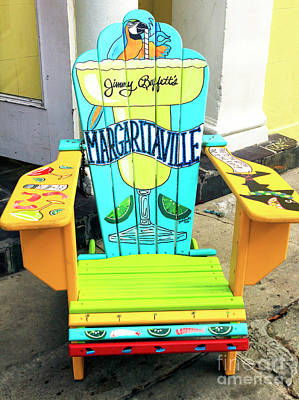 Photograph - New Orleans Margaritaville by John Rizzuto