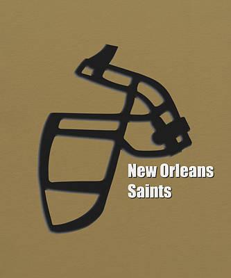 Orleans Photograph - New Orleans Saints Retro by Joe Hamilton
