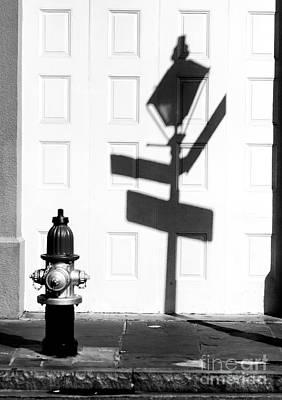 Photograph - New Orleans Shadows by John Rizzuto