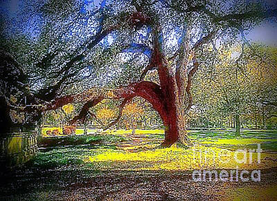 Photograph - New Orleans Sunday In The Park With George by Michael Hoard