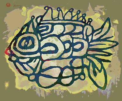 New Pop Art - Tropical Fish Poster Art Print