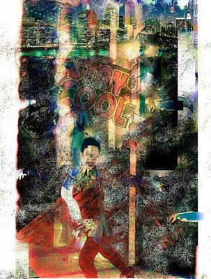 New Power Generation Art Print
