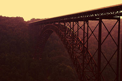 Photograph - New River Gorge by Brendon Bradley