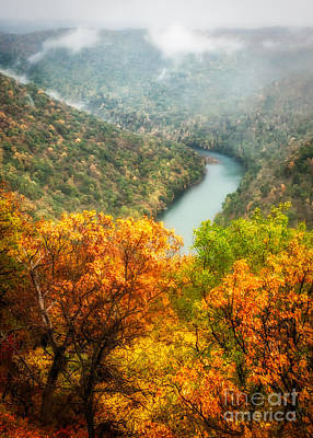 Photograph - New River Gorge Wv by Kathleen K Parker