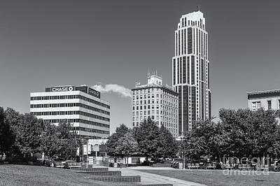 Photograph - New Rochelle Skyline II by Clarence Holmes