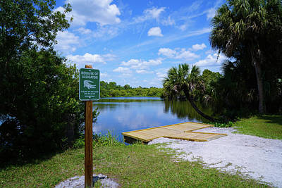 Park Photograph - New Sign by Ric Schafer