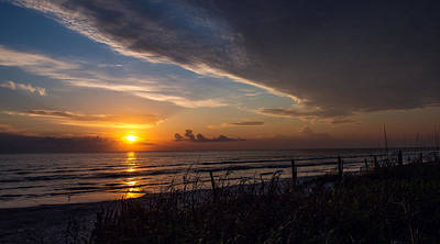 Photograph - New Smyrna Beach by Torrey McNeal