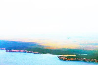 Photograph - New South Wales Coast by Susan Vineyard