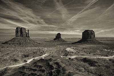 Photograph - Monument Valley 9 by Avril Christophe