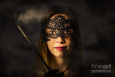 New Years Eve Mask Party Art Print by Jorgo Photography - Wall Art Gallery