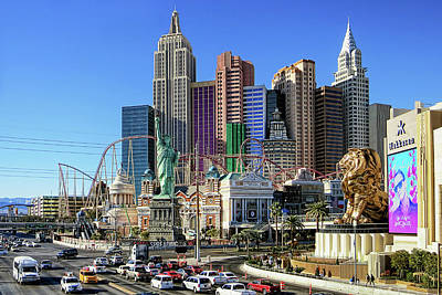 New York , New York Art Print