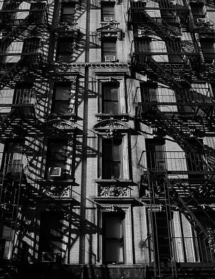 Photograph - New York 1 by Gregory Moon
