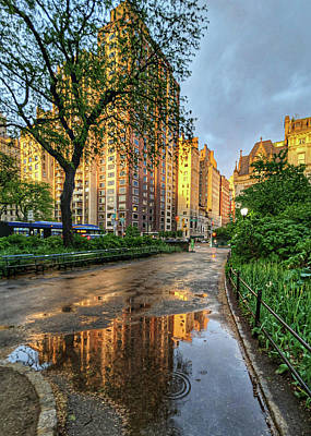 Photograph - New York - After The Storm by Cameron Dixon