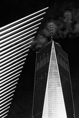 Photograph - New York Angles by Alan Raasch