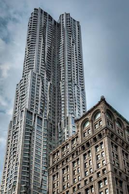 Photograph - New York Architecture by Alejandro Cupi