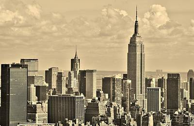 New York City 15 Art Print