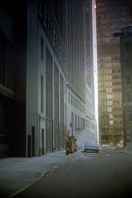 Photograph - New York City 1982 Color Series - #3 by Frank Romeo