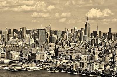New York City 25 Art Print