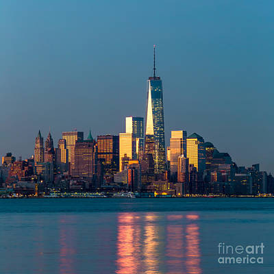 1 Wtc Photograph - New York City 28 by Tom Uhlenberg