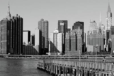 Photograph - New York City-7 by Nina Bradica