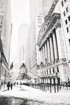 Photograph - New York City Christmas by Vivienne Gucwa