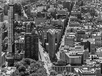 Photograph - New York City - Flatiron Building by Thomas Richter