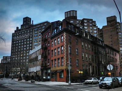 Photograph - New York City - Greenwich Village 008 by Lance Vaughn