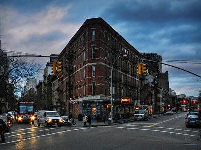 Photograph - New York City - Greenwich Village 011 by Lance Vaughn