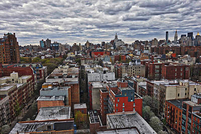 Photograph - New York City Landscape by Joan Reese