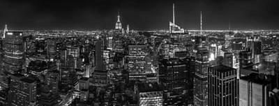 Photograph - New York City   by New York Prints