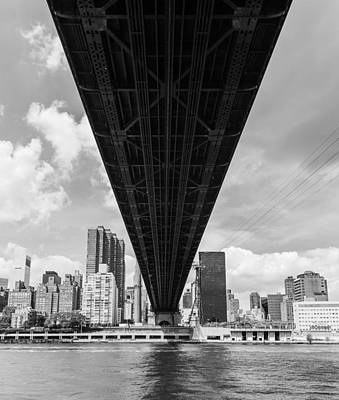 Photograph - New York City - Queensboro Bridge by Thomas Richter