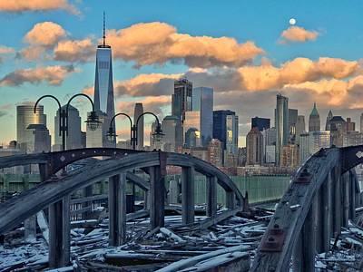 Photograph - New York City by Richard Keer