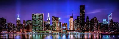 Photograph - New York City Shine by Theodore Jones