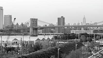Photograph - New York City by Silvia Bruno