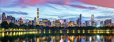 Photograph - New York City Skyline by Mihai Andritoiu