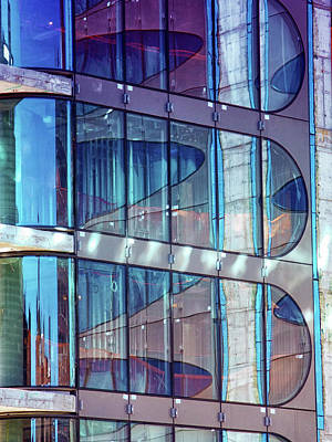 Photograph - New York City Skyscraper Art 1 by Judi Saunders