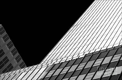 Photograph - New York Cityscape 2 by Rhea Malinofsky